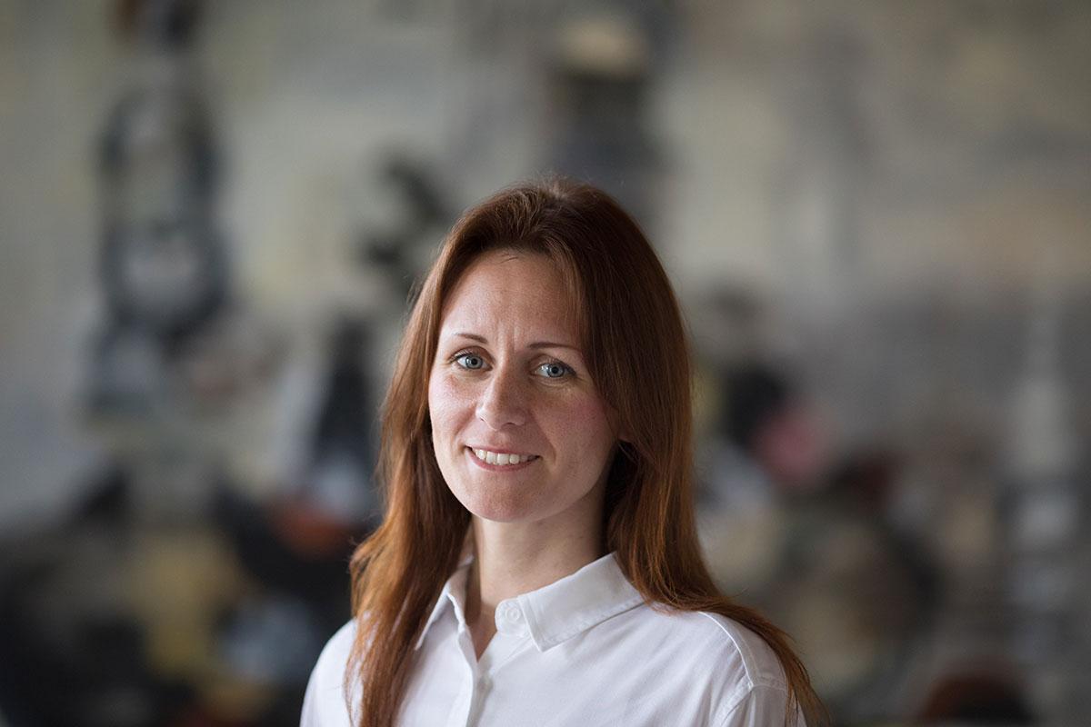 Jessica Strohmeyer-Römhildt